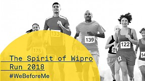 Spirit of Wipro Run ~ 2018