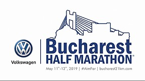 Volkswagen Bucharest Half Marathon - Cursa Copiilor ~ 2019