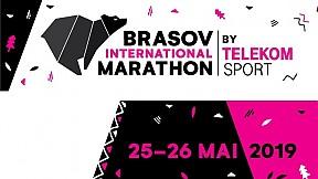 Brasov International Marathon - Crosul universitar ~ 2019
