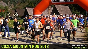 Cozia Mountain Run ~ 2013