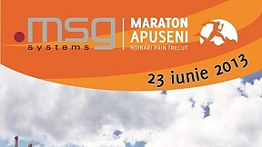 Maraton Apuseni ~ 2013