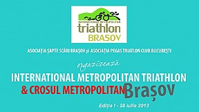International Metropolitan Triathlon Brasov ~ 2013