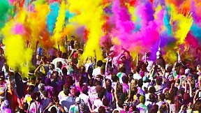The Color Run Bucuresti powered by DERO ~ 2014