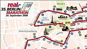 Real Berlin Marathon ~ 2008