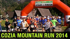 Cozia Mountain Run ~ 2014