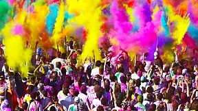 The Color Run Cluj powered by DERO ~ 2014