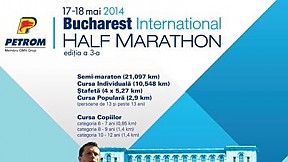 Semimaratonul International Bucuresti ~ 2014