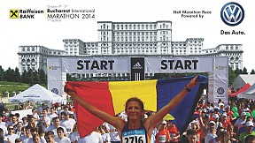 Maratonul International Bucuresti ~ 2014