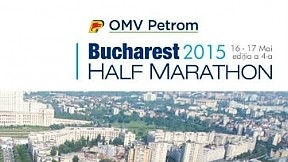 OMV Petrom Bucharest International Half Marathon ~ 2015