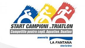 Start Campioni la Triatlon @ TriChallenge ~ 2015