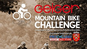 Geiger Mountain Bike Challenge ~ 2011