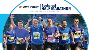OMV Petrom Bucharest International Half Marathon ~ 2016
