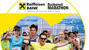 Raiffeisen Bank Bucharest Marathon ~ 2016