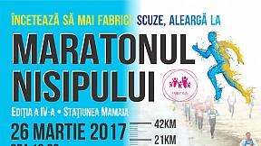 Maratonul Nisipului ~ 2017