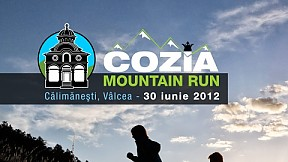 Cozia Mountain Run ~ 2012
