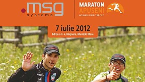 Maraton Apuseni ~ 2012